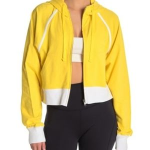 NWT Free People Sting It Like A Bee Hoodie.Size XS